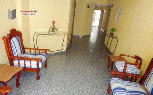 Imagem 1 de 13 de Apartamento Para Alugar No Bairro Vila Guilhermina Em Praia - 1361-2