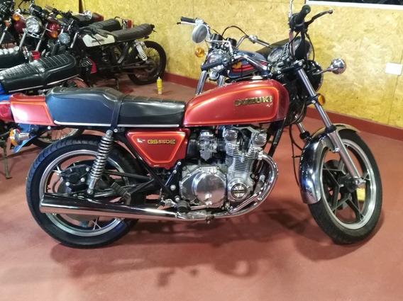 Suzuki Gs 550 1981