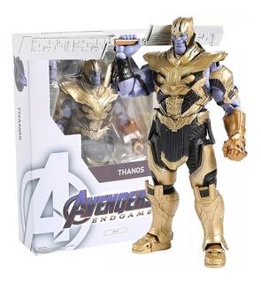 Figura Thanos Endgame Sh Figuarts Bootleg