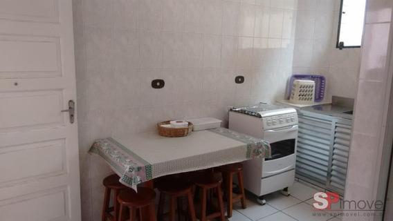 Apartamento Kitnet Para Venda Por R$160.000,00 - Caiçara, Praia Grande / Sp - Bdi18553