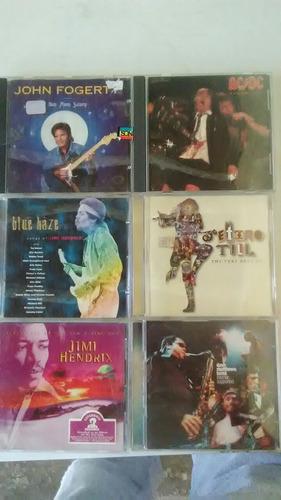 Cds Originales Rock Jazz Pop Blues Soul  Prog Altern Español