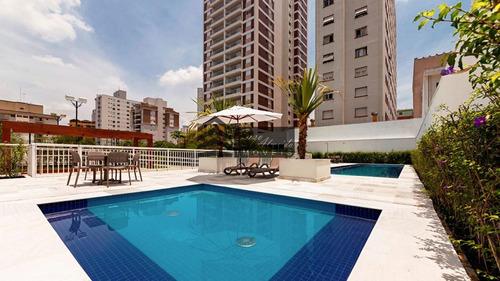 Apartamento Para Venda Em São Paulo, Vila Mariana, 2 Dormitórios, 1 Suíte, 3 Vagas - 0429_1-1326100