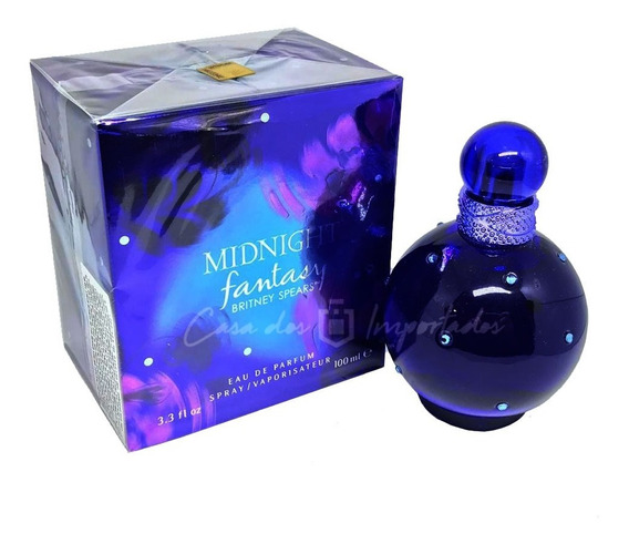 Midnight Fantasy Edp 100ml Feminino   Original + Amostra
