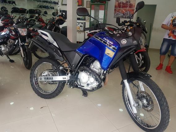 Yamaha Xtz 250 Tenere 2017 Azul 30000 Km