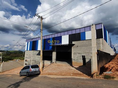 Galpão Para Locação Em Santana De Parnaíba, Chácaras São Luís - 21009_1-1770497