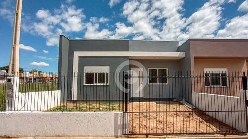 Casa Com 2 Dormitórios À Venda - Campo Grande - Estância Velha/rs - Ca1008