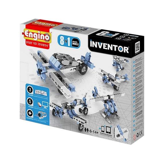 Inventor 8 En 1 - Aeronaves - Engino
