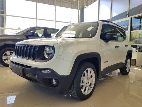 Jeep Renegade Sport Automatico Stock Fisico