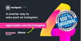 Nextpost 4.2 Original (patch Atualizado) Abril 2019
