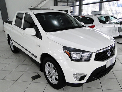 Ssangyong Actyon Sp 4x4