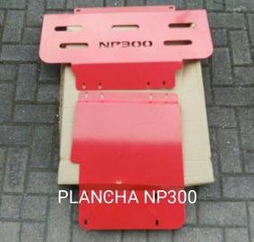 Cubre Carter Metálico Nissan Navara Np300