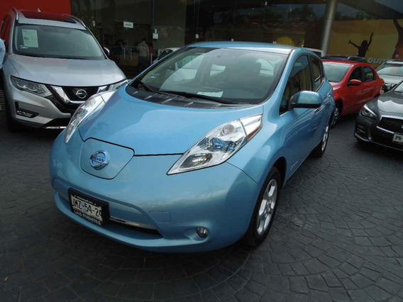 Nissan Leaf 2015 5p Electrico 24 Kwh/90 Kw