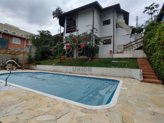 Casa Para Venda No Condomínio Vista Alegre Café Em Vinhedo/sp. - Ca00022 - 68091313