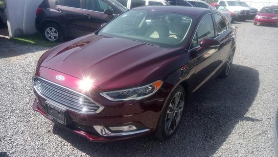Ford Fusion 2017 Titanium Plus