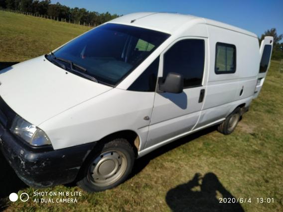Peugeot Expert 2006 Gasoil Furgón Con Ventanas Y As/rebatibl