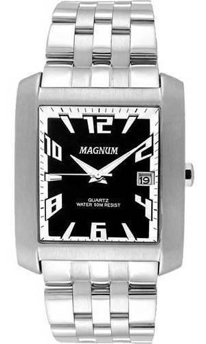 Relógio Masculino Magnum Analógico Social Ma21884t