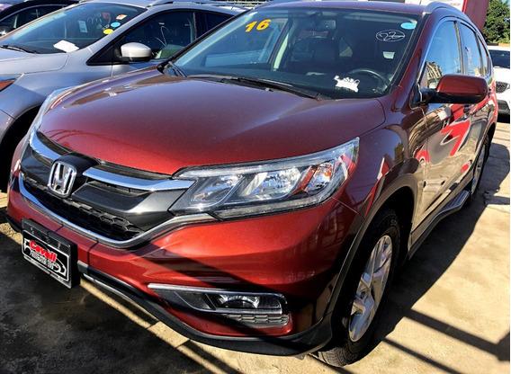 Honda Crv Exl 2016