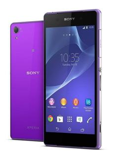 Sony Xperia Z2 D6503 Tv, 16gb 4g Vitrine Roxo