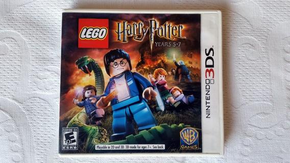 Lego Harry Potter: Years 5-7 - Semi Novo - 3ds - Gamercado