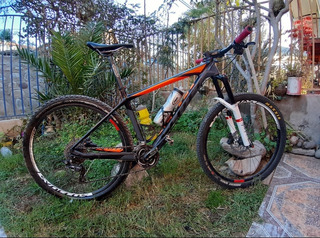 Bicicleta Scott Scale 730 27.5 Carbono