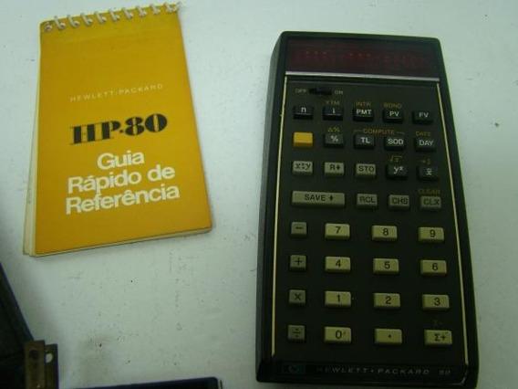 Calculadora Hp Com Caixa Original