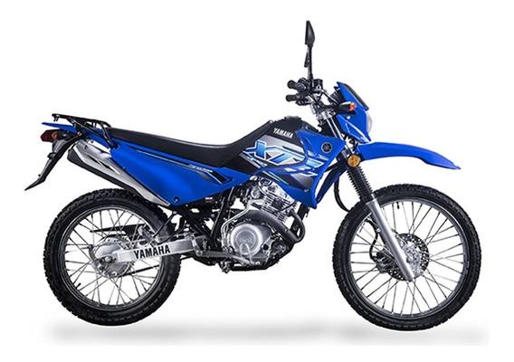 Yamaha Xtz 125e 2018 Azul