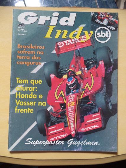 Grid Indy Sbt Nº 31 - 1996 - Father Phill Hiro Matsushita