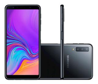 Smartphone Samsung Galaxy A7 Dual Chip Tela De 6 128gb Câme