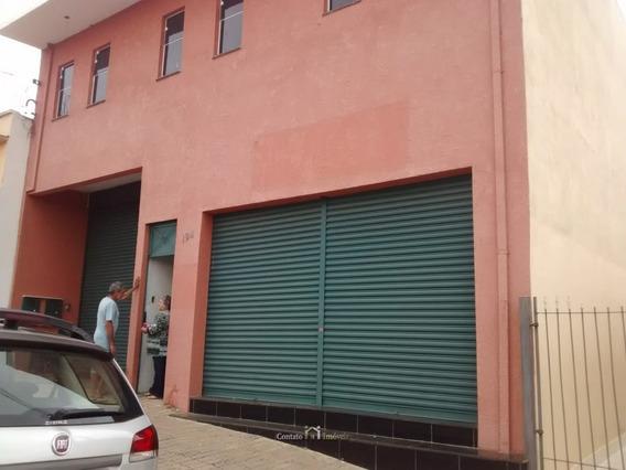 Salão Térreo Com 4 Salas No Piso Superior Atibaia - Sc0065-2
