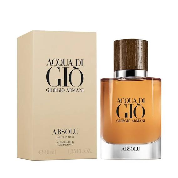 Perfume Armani Acqua Di Gio Absolu Edp Masculino 75ml