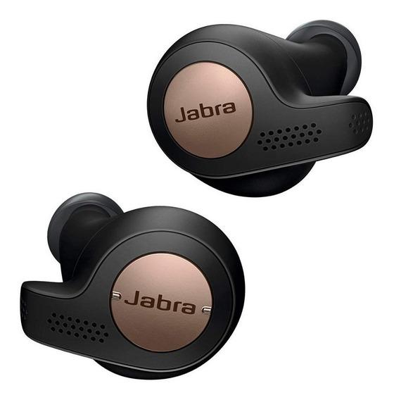 Jabra Elite Ativo 65t True Wireless Sports-copper Black