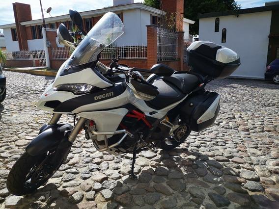 Ducati Multistrada 1200s 2015