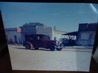 Fotografia Antiga Carro Em Jaguarao Rio Grande Do Sul