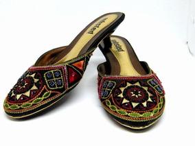 Zapato Bordado, Kenneth Cole, Sirve Tallas 37/37 Y Medio.