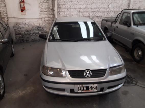 Volkswagen Gol 1.6 Gnc Aa Da