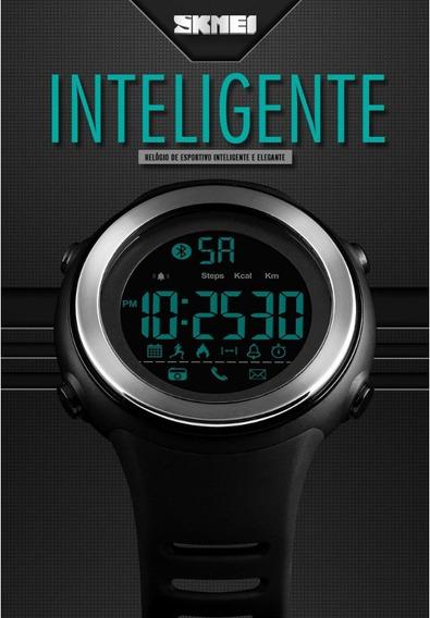 Relogio Skmei 1396 Bluetooth Inteligente Original -promoção
