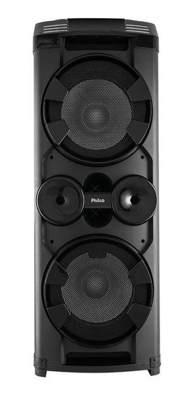 Caixa de som Philco PCX20000 sem fio Preto 110V/220V