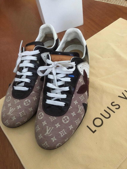Tênis Louis Vuitton Original Usado