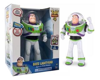 Muñeco Toy Story 4 Buzz Lightyear 20 Frases Original