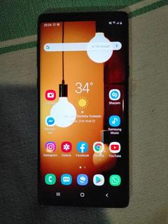 Samsung Galaxy Note 9 Azul 128 Gb 6gb Ram Liberado