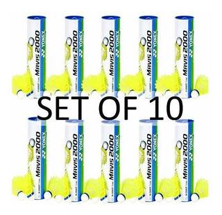 Yonex Mavis 2000 Nylon Badminton