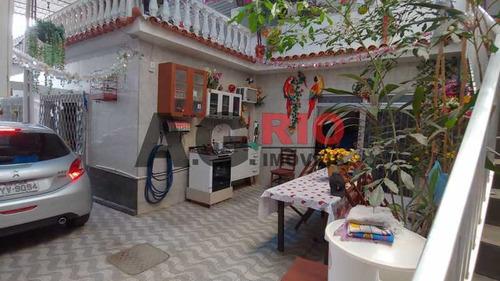 Casa De Vila-à Venda-praça Seca-rio De Janeiro - Vvcv20029