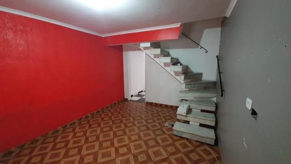 Sobrado Com 2 Dormitórios Para Alugar, 102 M² - Anália Franco - São Paulo/sp - Af20761