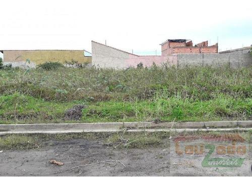 Terreno Para Venda Em Peruíbe, Estancia Sao Jose - 1981_2-778257
