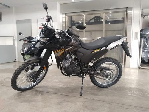 Yamaha Xtz 250 Con Abs 0km Negra 2021 Mg Bikes
