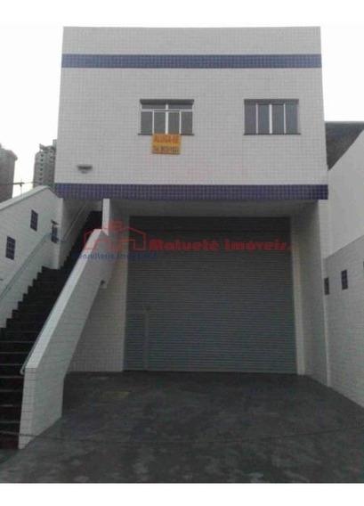 Salão Para Locação No Bairro Vila Augusta, 5 Vagas, 265.0 M² 2 Bam. - 848
