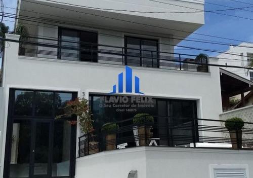 Casa A Venda Condomínio 4 Suítes Arujazinho Iv Confira Agora - 202