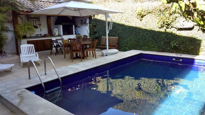 Casa Residencial À Venda, Indianópolis, São Paulo. - Ca0055