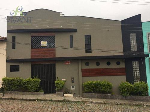 Imagem 1 de 30 de Casa Com 2 Dormitórios Para Alugar, 115 M² Por R$ 2.500,00/mês - Vila Vitória - Mogi Das Cruzes/sp - Ca0304