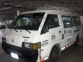 Mitsubishi L300 Long Body Microbus Gas Gasolina -12 Pasajero